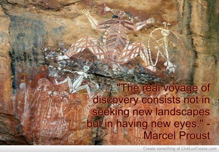 Aboriginal Art Australia Travel