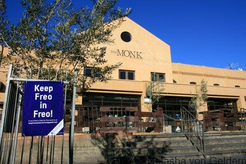 Fremantle - The Monk brewery, Australia