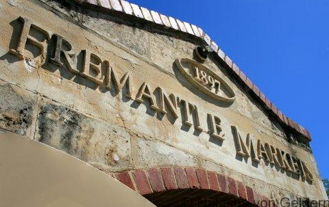 Fremantle markets in Perth, Australia
