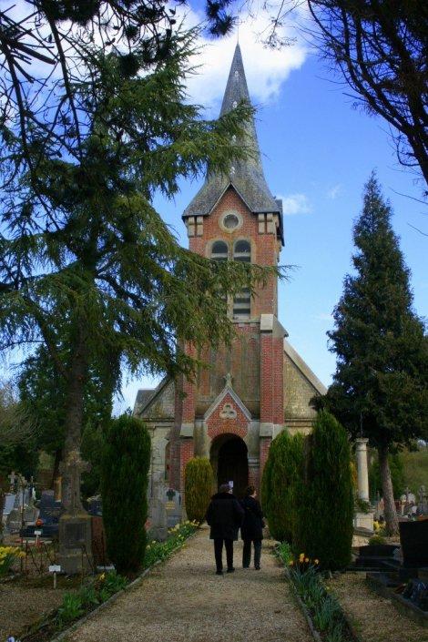 St Martins in Beuvron-en-Auge, Normandy, France