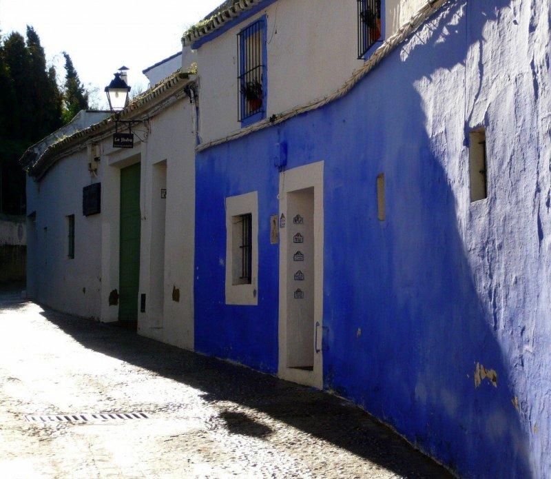 Streets of Carmona, Spain