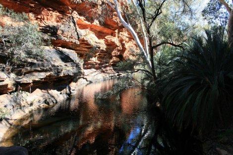 King's Canyon Rim Walk, Australia's Red Centre