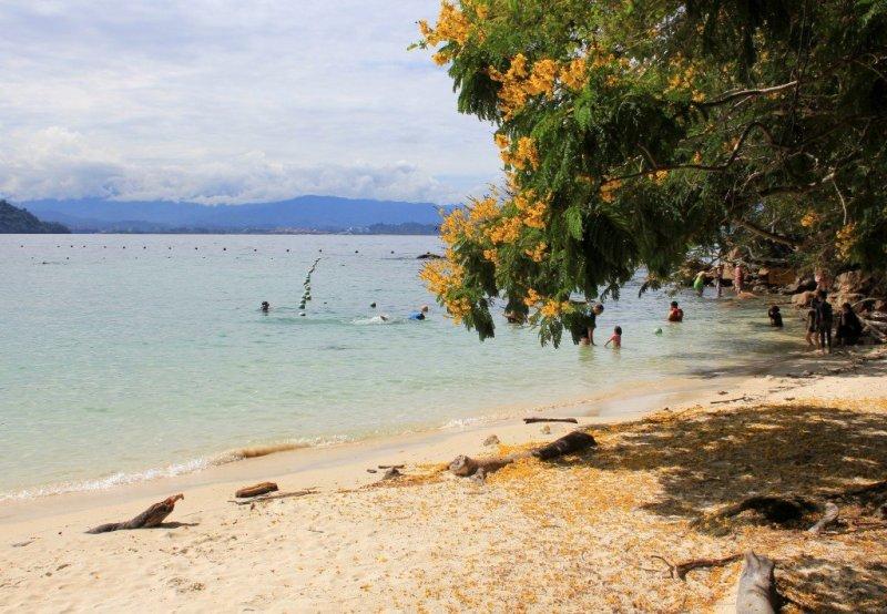 Pulau Sapi, Malaysia's Tunku Abdul Rahman Park