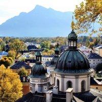 A walking tour of Salzburg, Austria
