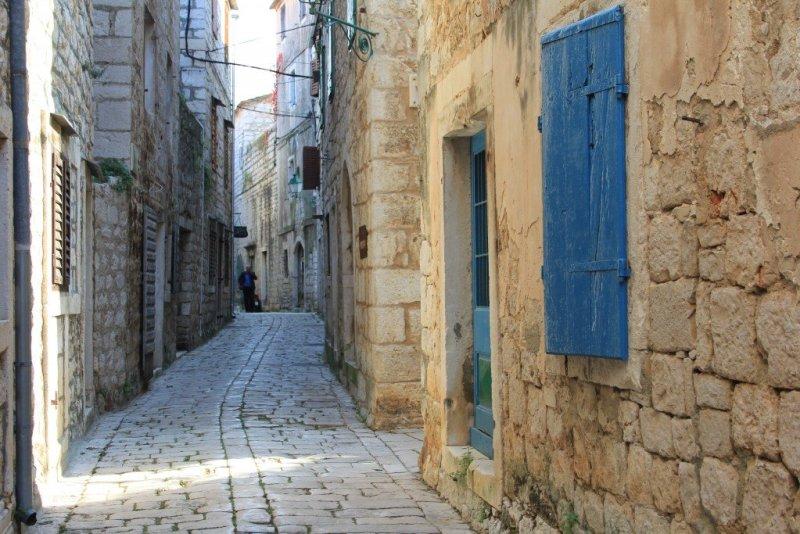 Stari Grad old town, Hvar Croatia