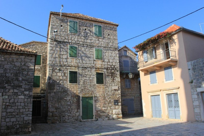 Stari Grad old town, Hvar