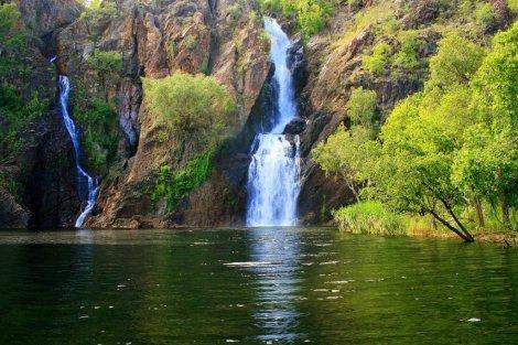 Wangi waterfall, Litchfield National Park NT Australia