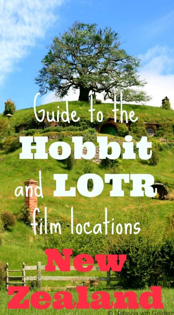 Guide to the Hobbit and LOTR film locations in New Zealand