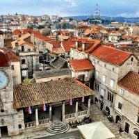 A day wandering in Trogir, Croatia