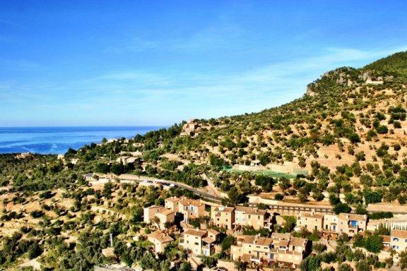 Deia in Mallorca