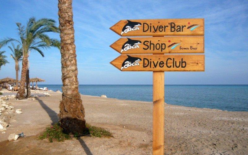 Orca Dive Club - Soma Bay, Red Sea