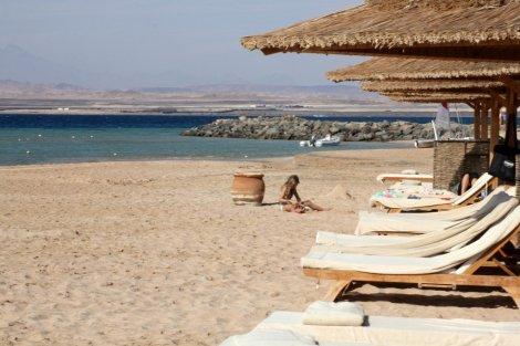 Red Sea beach holiday