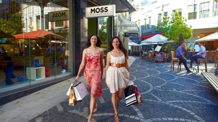 Shopping Auckland