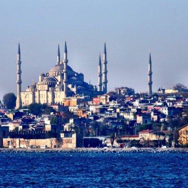 Suleiyman Mosque, Istanbul