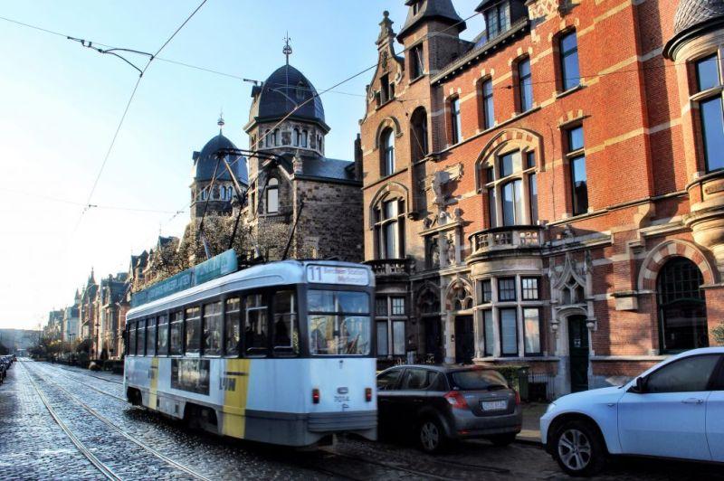 Zurenborg district, Antwerp Belgium