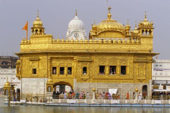 The Golden Temple, Amritsar India
