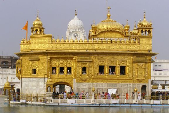 The Golden Temple, Amritsar India