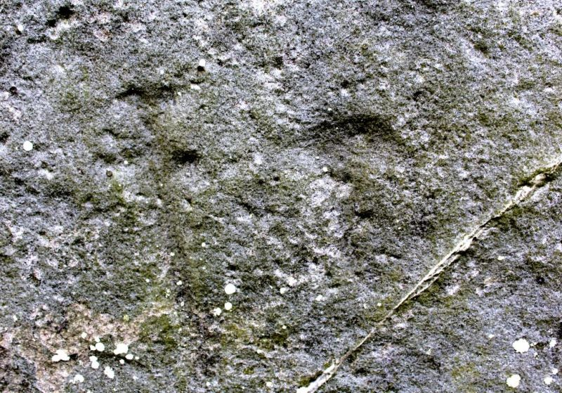 Graffiti at Stonehenge, England