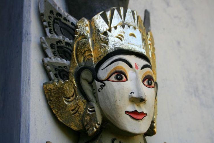 Bali goddess