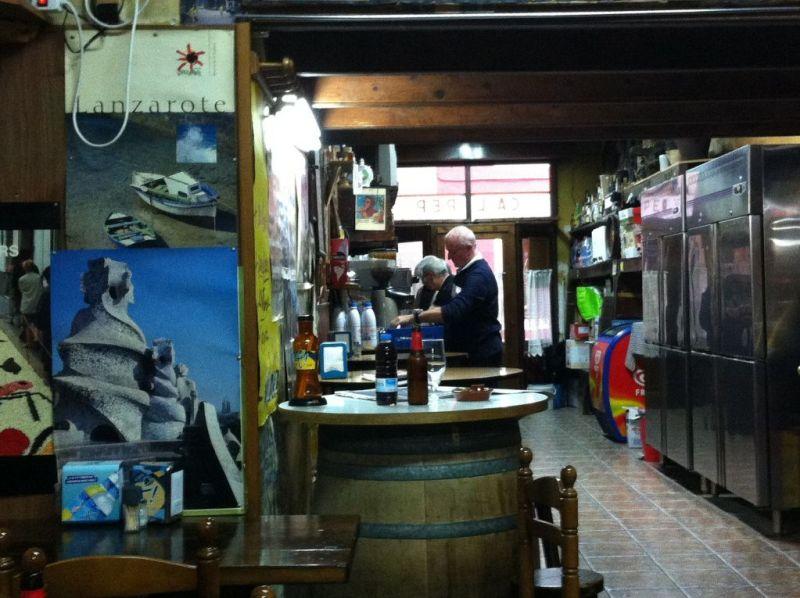 Cal Pap Bodega - Devour Barcelona food tour