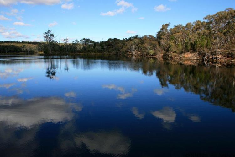 The Whispering Wall, Barossa Valley, South Australia