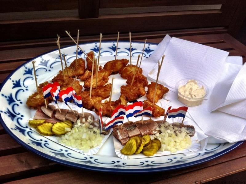 Dutch seafood