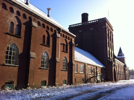 La Trappe brewhouse Abbey Koningshoeven Netherlands