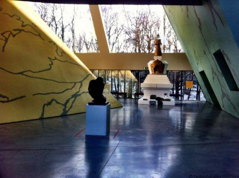 The Musee Herge in Belgium