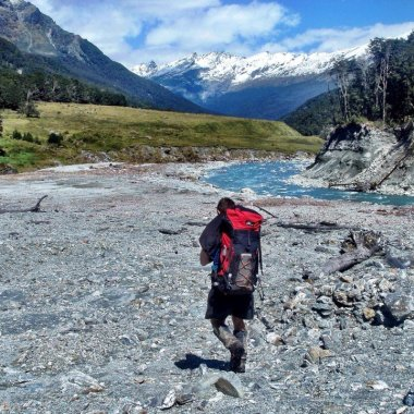 Rees-Dart Track, Hiking in New Zealand