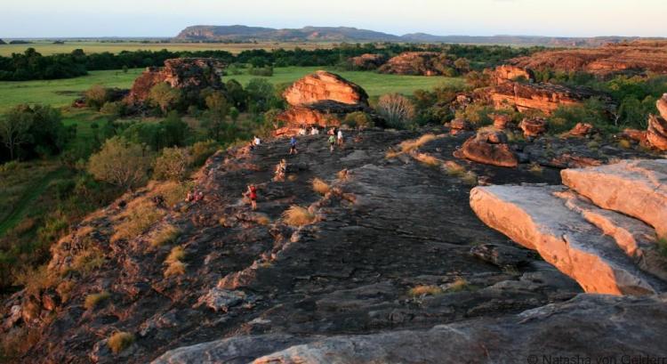 Ubirr sunset in Kakadu National Park www.worldwanderingkiwi.com Natasha von Geldern