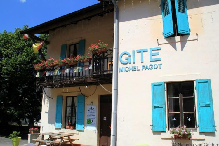 Gite Michel Fagot Les Houches