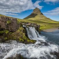 Wandering on Iceland's south coast