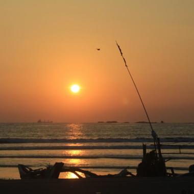 Galle Fort sunset, Sri Lanka