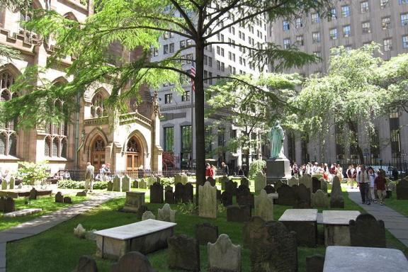 Trinity_Church_Cemetery_NYC Photo by Gryffindor