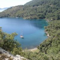 Highlights of a Fethiye to Marmaris Cruise