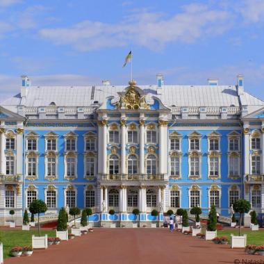 War and Peace at the Catherine Palace, Russia, Photo by Natasha von Geldern