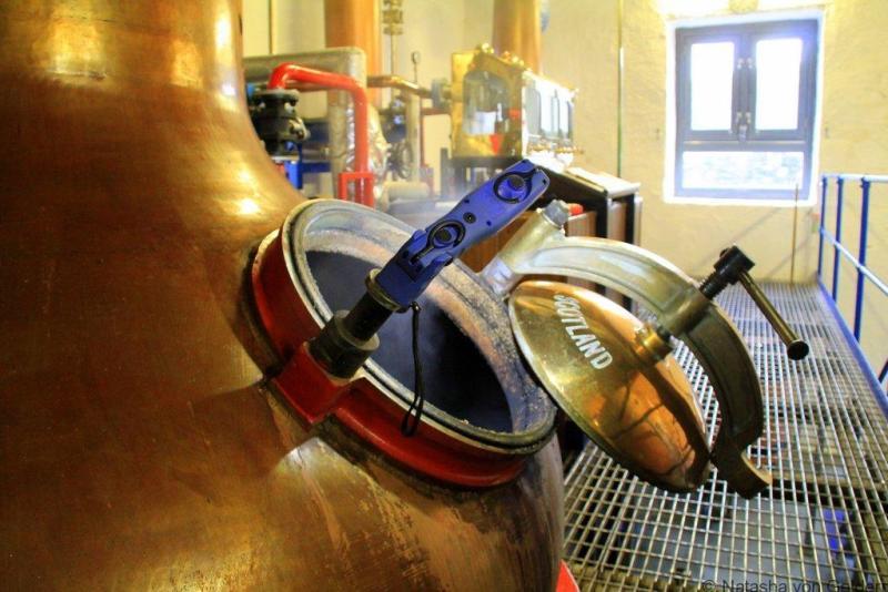 Islay whisky distillery Scotland