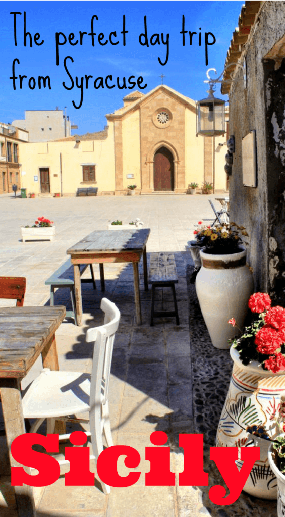 The perfect day trip from Syracuse Sicily