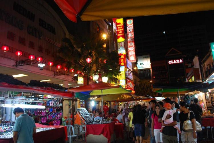 Jalan Cecil Kuala Lumpur Photo by Alpha via Flickr