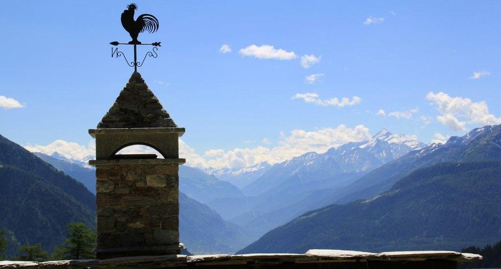 Tour du Mt Blanc Courmayeur to Elisabetta