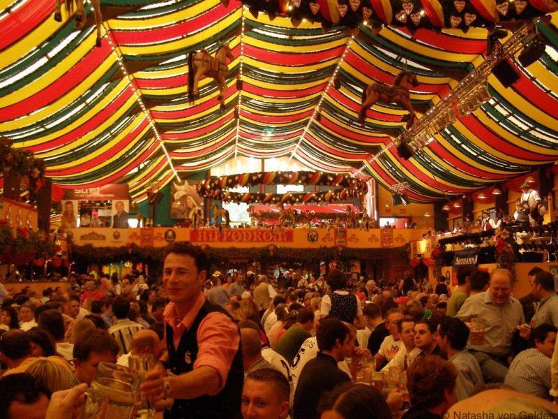 Hippodrome-Munich-Oktoberfest