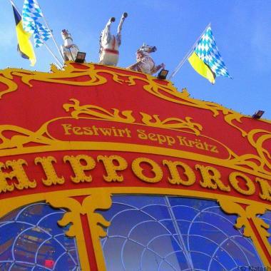Hippodrome-tent-Oktoberfest-Munich