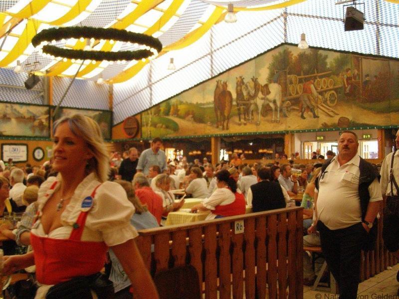 Oktoberfest-tent-MunichOktoberfest-tent-Munich
