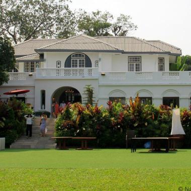 Le Planteur restaurant Yangon Myanmar