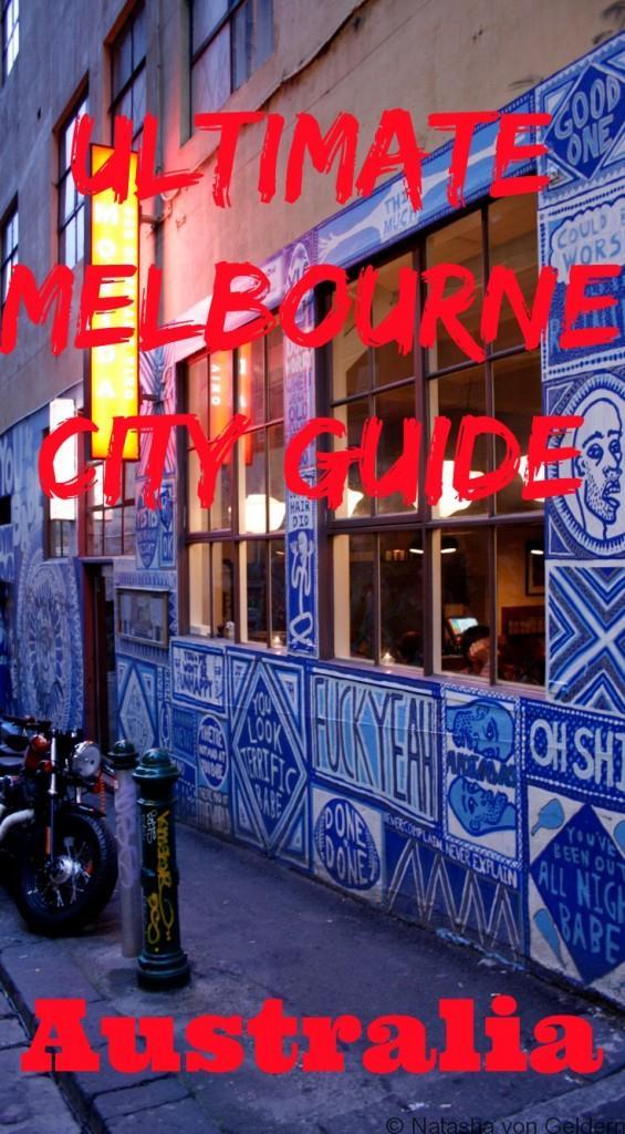 Melbourne City Guide Australia