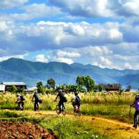 An unforgettable Inle Lake bike tour in Myanmar