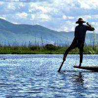 Explore Inle Lake in Myanmar