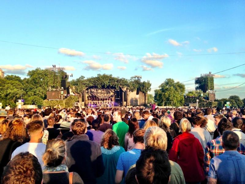 British Summer Time Music Festivals in the UK