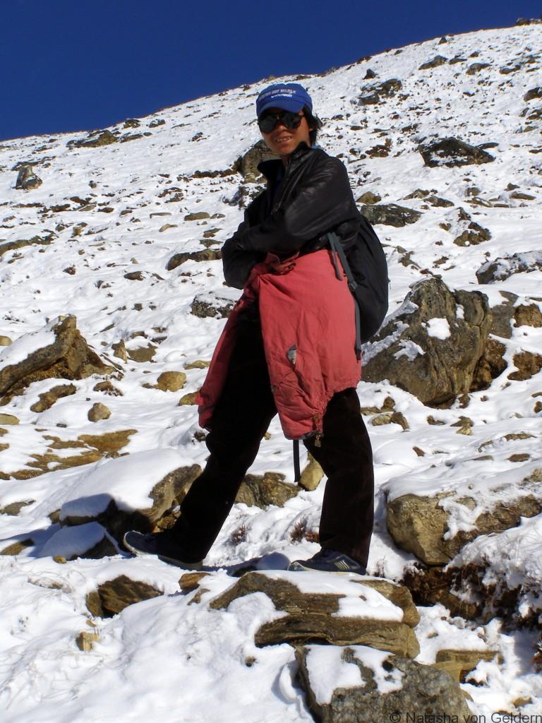 Lhakpa Sonam Sherpa Gokyo Ri Khumbu Nepal