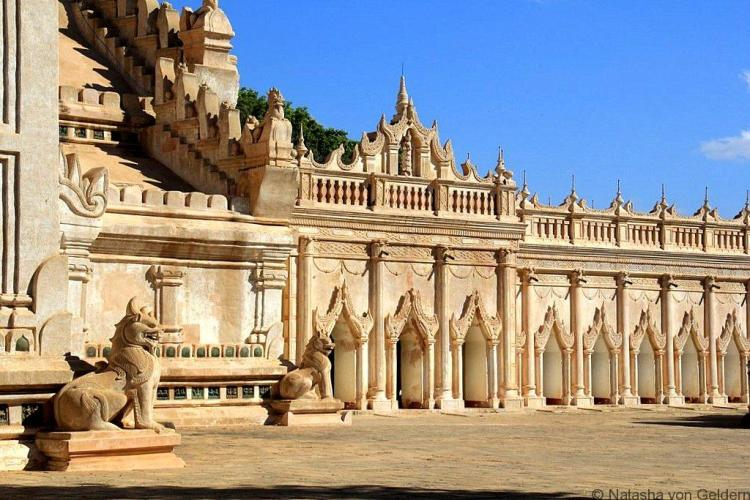 Ananda Temple Bagan Myanmar